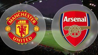 صورة موعد مباراة أرسنال ضد مانشستر يونايتد في الدوري الإنجليزي الممتاز