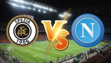 صورة موعد مباراة نابولي ضد سبيزيا في كأس إيطاليا