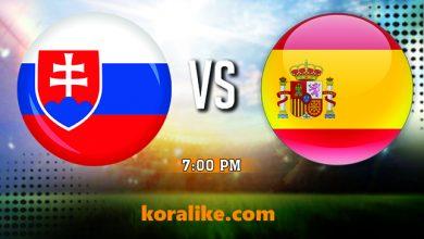 صورة مباشر | مشاهدة مباراة إسبانيا وسلوفاكيا بث مباشر اليوم – يورو 2020