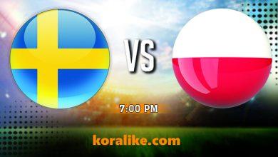 صورة مباشر | مشاهدة مباراة السويد وبولندا بث مباشر اليوم – يورو 2020