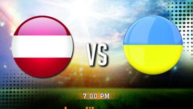 صورة أون لاين | مشاهدة مباراة أوكرانيا والنمسا بث مباشر – يورو 2020