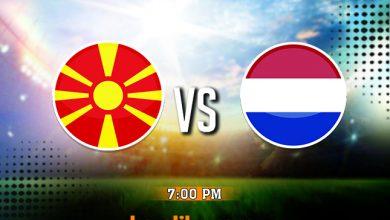 صورة أون لاين | مشاهدة مباراة هولندا ومقدونيا الشمالية بث مباشر – يورو 2020